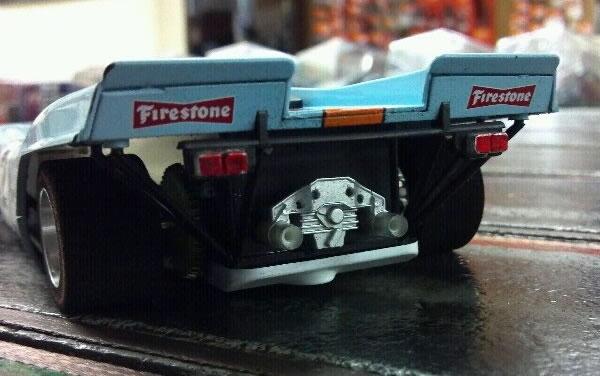 Porsche 917 BRM echelle 1/24