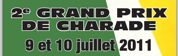 Grand Prix Historique de Charade 2011