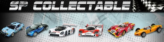 boutique de Slot Racing en ligne SP Collectable