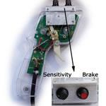 Poignée de contrôle – BP MK1 B Truspeed