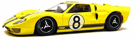 Ford GT40 MKII - NSR