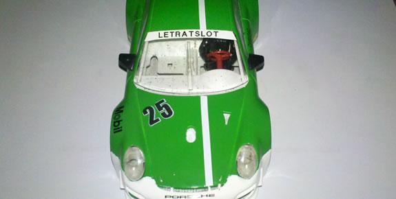 Porsche 997 NSR PACA 2012
