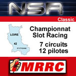 Interforezienne de Slot Racing