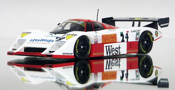 Lancia-LC2-85 Slot-it