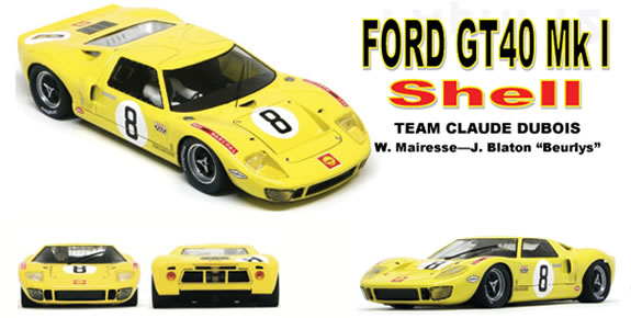 Ford GT40 Slot-It -1