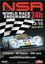 NSR World Race Endurance 2012