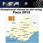 Championnat Vitesse Paca 2012