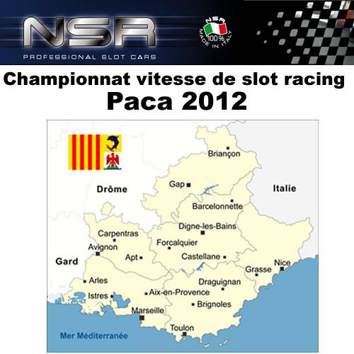 Championnat PACA vitesse 2012 de Slot Racing – Dernière manche