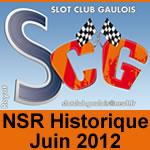 NSR Historique