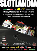 Slotlandia 2012: le salon du slot racing du 28 au 30 septembre 2012
