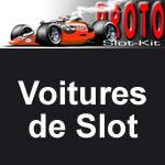 Proto Slot Kit: Deux nouveaux Kits de voitures de slot en septembre 2012