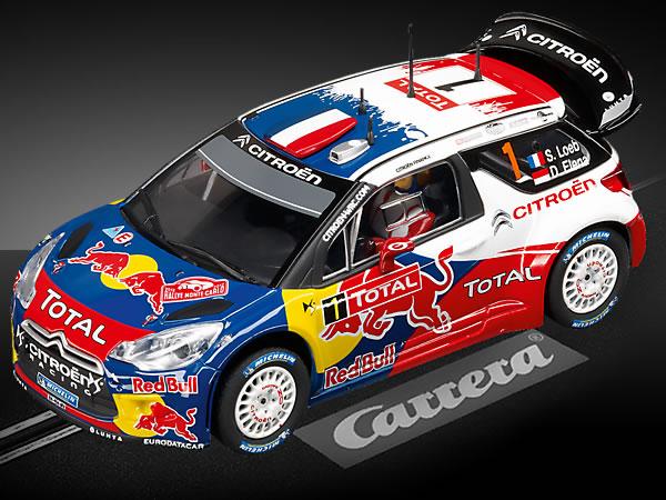 Carrera - Citroën DS3 WRC