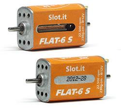 Moteur Flat-6 S