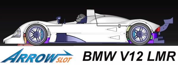 Arrow Slot - BMW V12 LMR