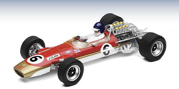 Lotus 49 Cosworth 1968 Jim Clark
