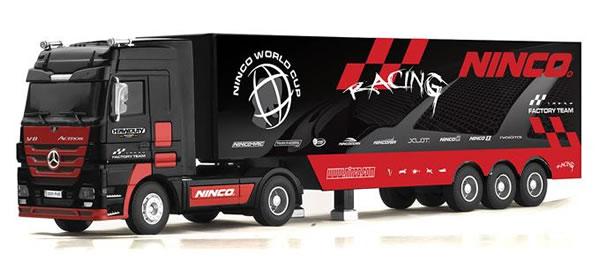 Mercedes Actros V8 Ninco Racing