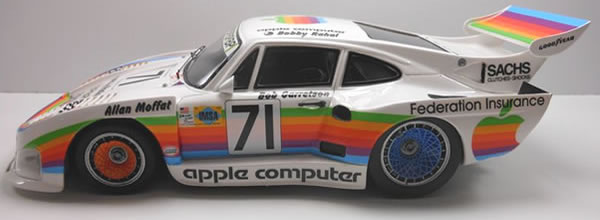 PSR: Porsche 935 K3 à l'échelle 1/24 en novembre