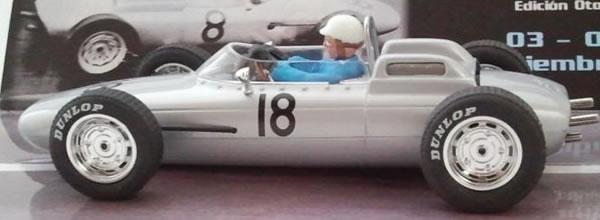 """Cartrix: Une Porsche 804 dans la collection """"Grand Prix Legends"""""""
