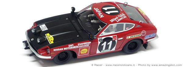 Racer: Silver Line présente deux Datzun 240Z