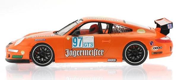 Scaleauto Porsche 997 GT3 Jägermeister