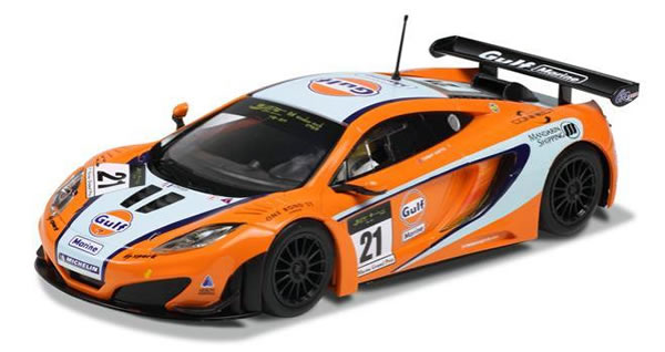 Scalextric Une McLaren MP4-12C GT3