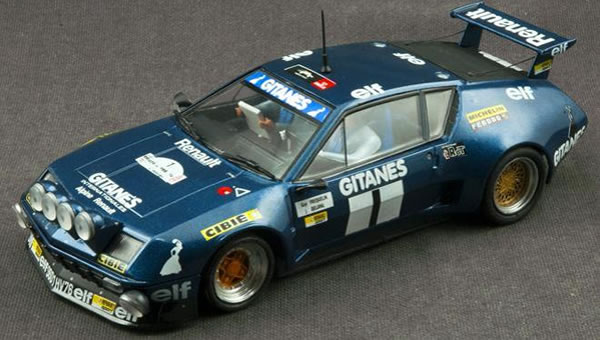 Team Slot - Alpine A310 V6 Groupe 5 Rallye du Var 1976 1