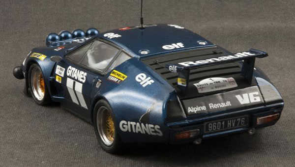 Team Slot - Alpine A310 V6 Groupe 5 Rallye du Var 1976 2