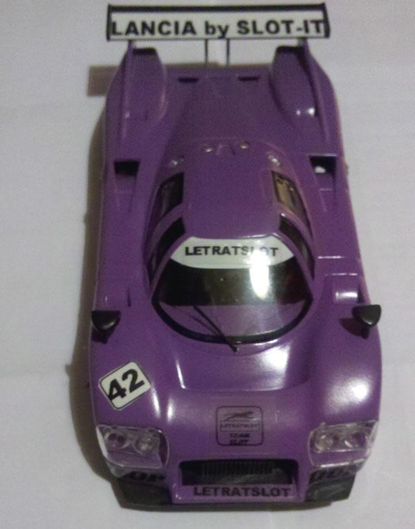 slot-it Lancia LC2 Letratslot