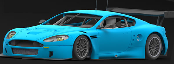 Black Arrow - Aston Martin DBR9