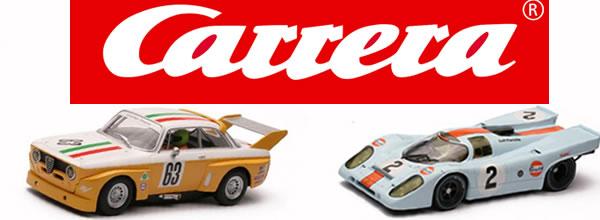 Porsche 917 & Alfa GTA Carrera