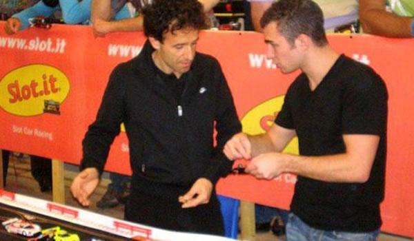Chris & Mauricio en pleine négociation