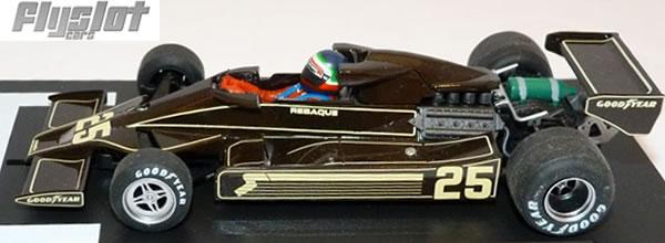 Fly SlotCar: Une Lotus 78GP et une Porsche 917/10