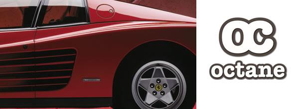 Octane: La marque dévoile sa Ferrari Testarossa