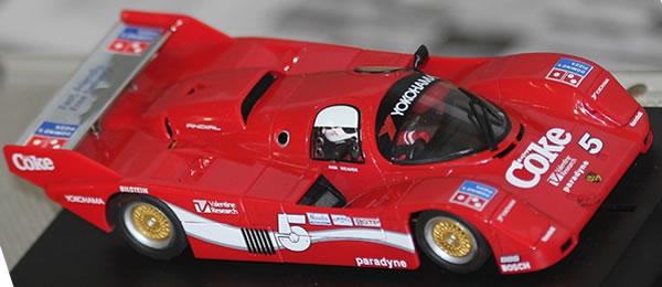 Porsche 962 IMSA #5 Coca Cola 1