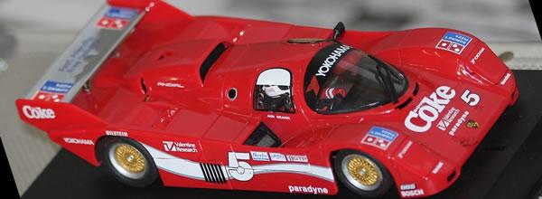 Porsche 962 IMSA #5 Coca Cola
