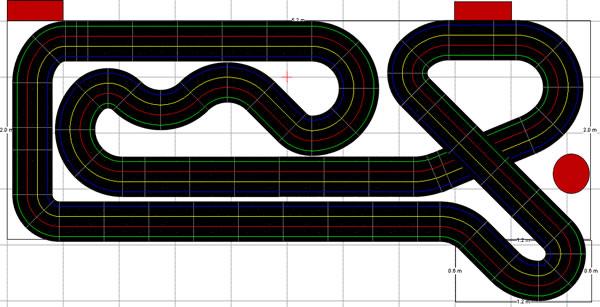 Version 6 du circuit LetratSlot