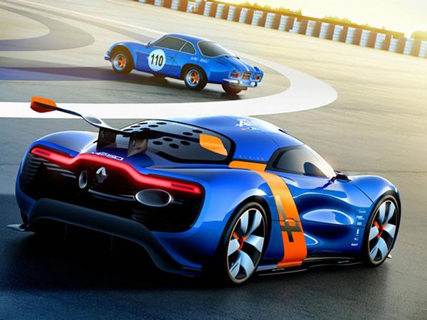 Renault relance Alpine