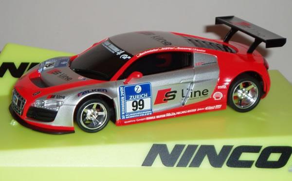 Audi R8 GT3 S-Line
