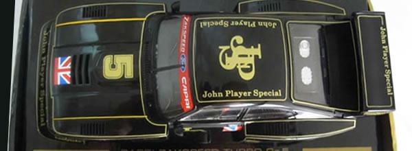 Capri Zakspeed Gr5 Limited Edition JPS SWLE01