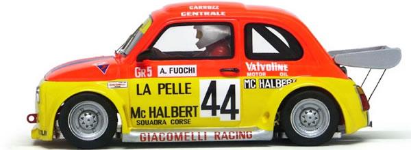 Fiat 500 Prototype officiel Giacomelli