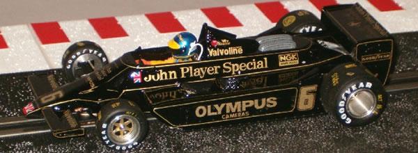 Ostorero: Deux jolies Lotus 79 arrivent sur les circuits de slot