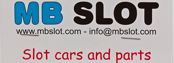 MB Slot Pieces pour voitures de slot racing