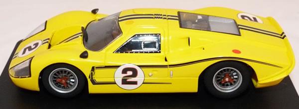 MRRC: Les deux Ford GT40 IV pour circuit sont arrivées
