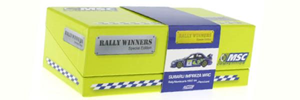 MSC- Subaru Impreza WRC