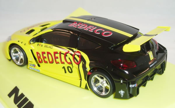 Megane Trophy Bedelco