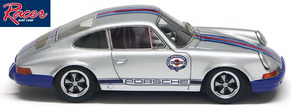 Racer - Porsche 911 S Silver de 1969