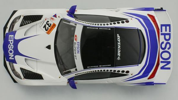 SCALEAUTO Honda HSV-10 Super GT