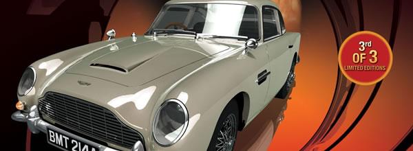 SCALEXTRIC C3163A - Aston Martin DB5 - Golden Eye