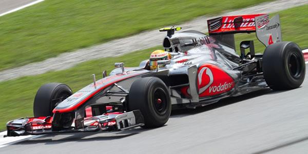 SCALEXTRIC C3266 - Vodafone McLaren-Mercedes Lewis Hamilton