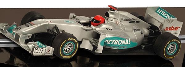 SCALEXTRIC Nouvelles Formules 1 decembre 2012